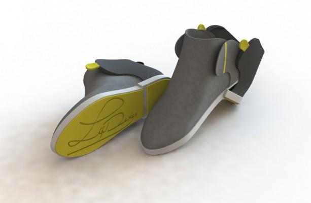 3D shoe 02