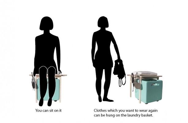 Laundry box 05