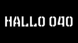 Hallo 040 logo