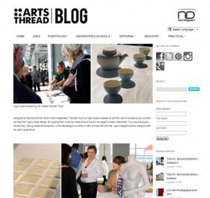 Arts Thread Blog 2013