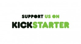 Support us on Kickstarter vierkant