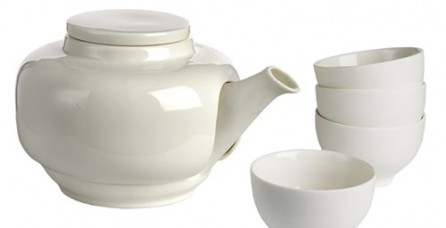 Teaset Touch available at Pols Potten